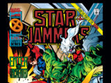 Starjammers Vol 1 2