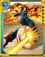 Steven Rogers (Earth-616) from Marvel War of Heroes 017