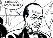 The Doctor (Earth-5556) from Incomplete Death's Head Vol 1 12 001
