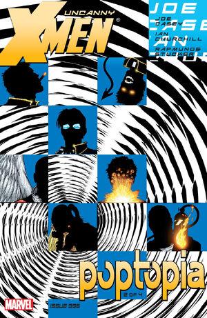 Uncanny X-Men Vol 1 396