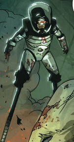 Wilbur Day (Earth-2149) from Marvel Zombies 3 Vol 1 3 001