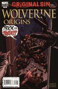 Wolverine Origins Vol 1 29 Variant Zombie