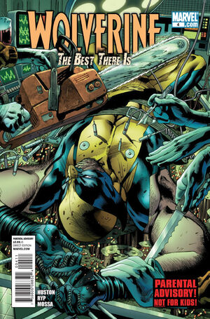 Wolverine The Best There Is Vol 1 4