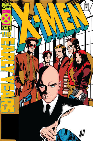 X-Men The Early Years Vol 1 12