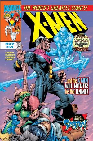 X-Men Vol 2 69