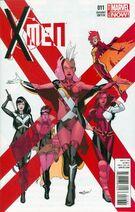 X-Men Vol 4 11 Marquez Variant
