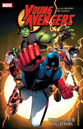 Young Avengers by Allen Heinberg and Jim Cheung The Complete Collection Vol 1 1
