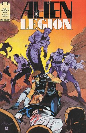 Alien Legion Vol 2 2
