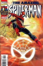 Amazing Spider-Man Vol 2 1 Variant