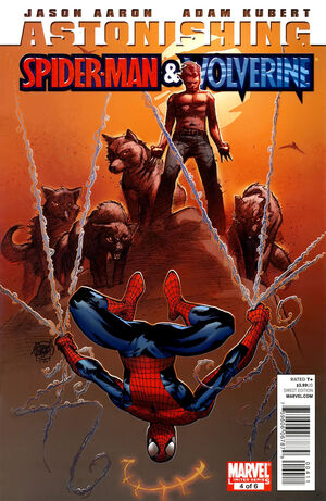 Astonishing Spider-Man & Wolverine Vol 1 4