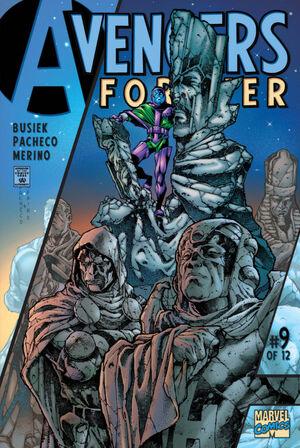 Avengers Forever Vol 1 9