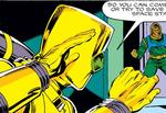 Bernie (Earth-616) from Iron Man Vol 1 215 001