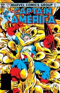 Captain America Vol 1 276