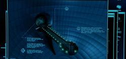 Cerebro (Mutant Detector) from X2 (film) 006