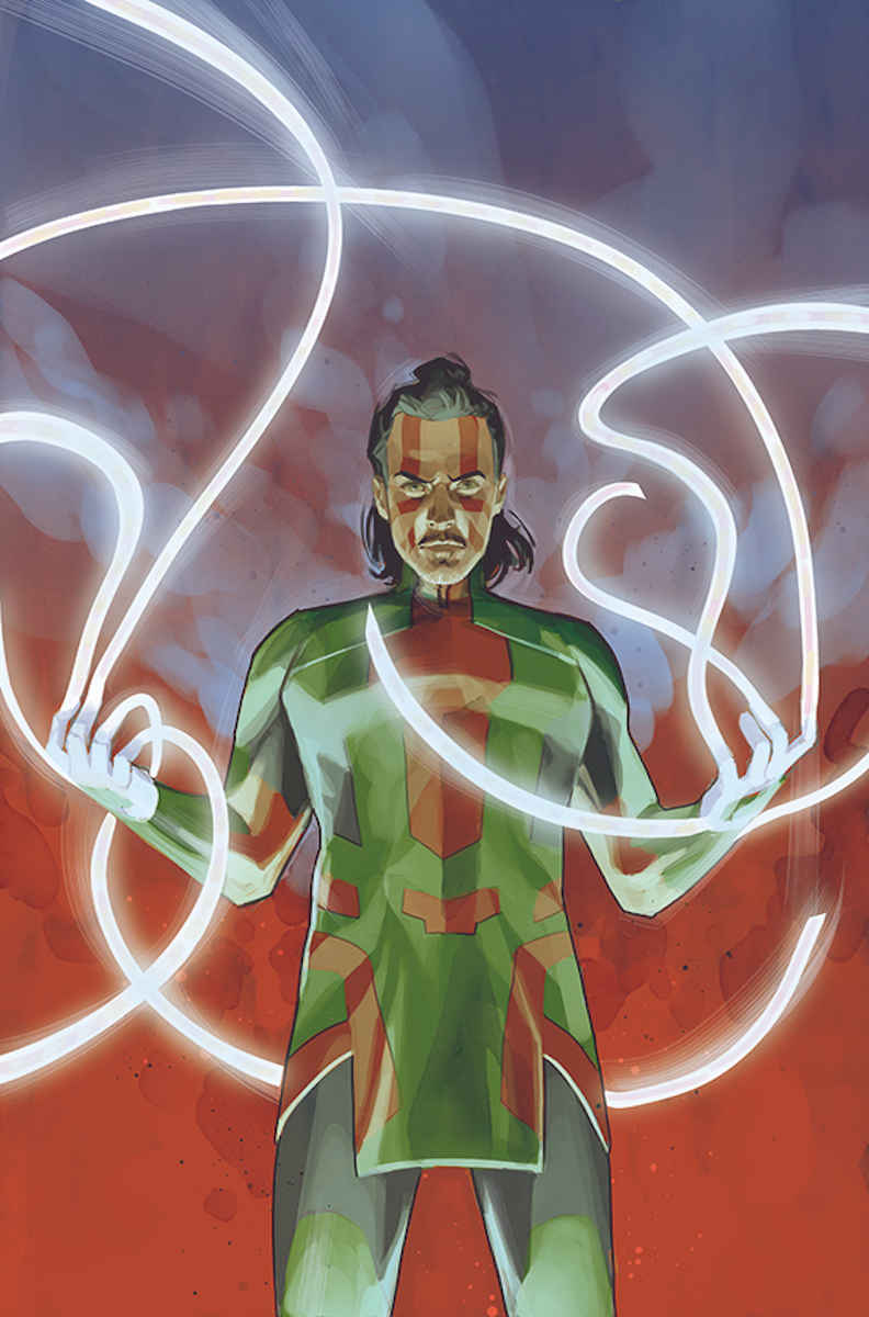 Ulysses Cain (Earth-616) | Marvel Database | Fandom