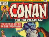 Conan the Barbarian Vol 1 38