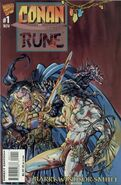 Conan vs Rune Vol 1 1