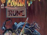 Conan vs Rune Vol 1 1