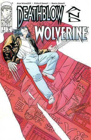 Deathblow Wolverine Vol 1 1