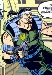 Dewey (Earth-928) Punisher 2099 Vol 1 33