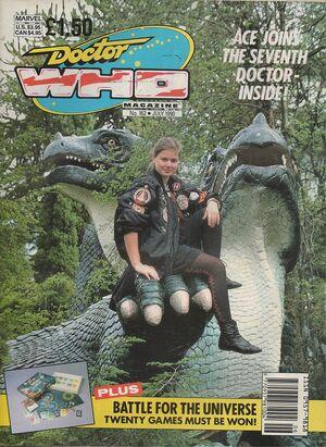 Doctor Who Magazine Vol 1 162
