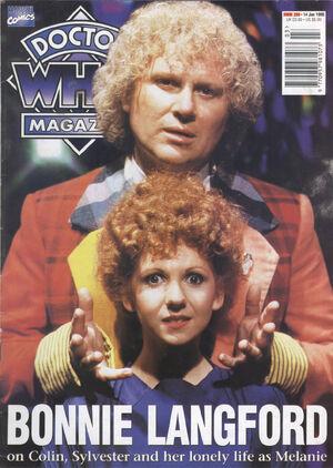 Doctor Who Magazine Vol 1 260