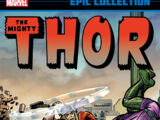 Epic Collection: Thor Vol 1 1