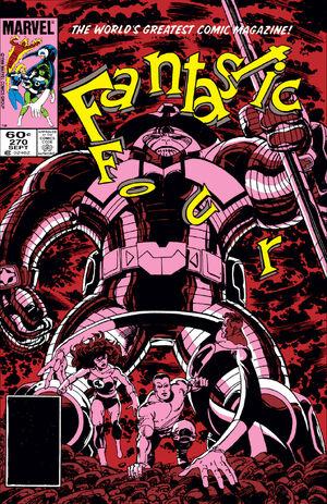 Fantastic Four Vol 1 270
