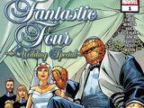 Fantastic Four: Wedding Special Vol 1 1