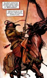 Genghis Khan (Earth-616) from Invincible Iron Man Vol 1 25 001