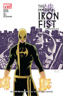 Immortal Iron Fist Vol 1 6