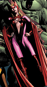 June Covington (Earth-616) New Avengers Vol 2 18