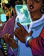 Kimoyo Beads from Black Panther Vol 6 1