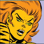 Leo (Female LMD) (Earth-616) from West Coast Avengers Vol 2 28 0001