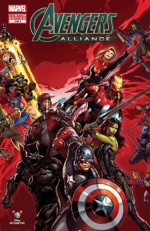 Marvel Avengers Alliance Vol 1 3