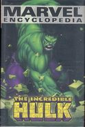 Marvel Encyclopedia Vol 1 The Incredible Hulk