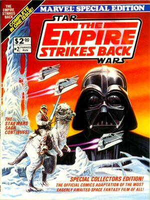 Marvel Special Edition Featuring Star Wars The Empire Strikes Back Vol 1 2
