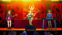 Mary Janes (Earth-TRN684) from Marvel Rising Battle of the Bands 001