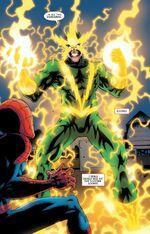 Maxwell Dillon (Earth-16220) from Spidey Vol 1 8 0001