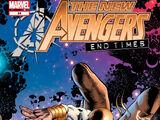 New Avengers Vol 2 34