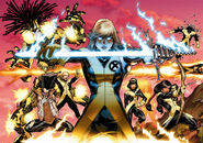 New Mutants Vol 3 1 Full Cover
