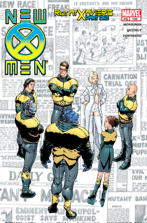 New X-Men Vol 1 135