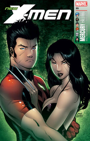 New X-Men Vol 2 35