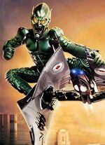 Norman Osborn (Earth-96283) from Spider-Man (2002 film) Poster 0001