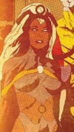 Ororo Munroe (Earth-21923) from Old Man Logan Vol 1 2 001