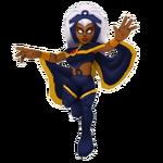Ororo Munroe (Earth-91119) from Marvel Super Hero Squad Online 001