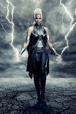 Ororo Munroe (Earth-TRN414) from X Men Apocalypse Promo 001