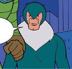 Raniero Drago (Earth-67) from Spider-Verse Team-Up Vol 1 2 001