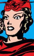 Rhaya (Earth-616) from Captain America Comics Vol 1 1 0001