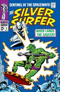 Silver Surfer Vol 1 2